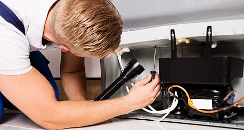 KitchenAid and LG Refrigerator Repair in Dallas